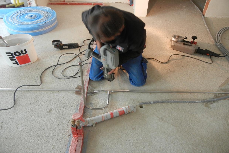 Die Leitungen im Haus – Gasleitungen › BauBlog - Wir bauen unser ...