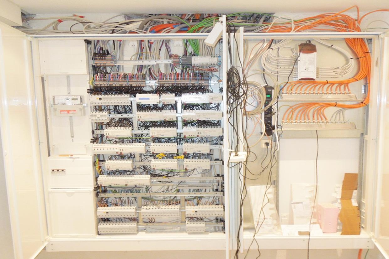 Elektroinstallation – Der Schaltschrank › BauBlog - Wir bauen unser ...