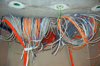 elektroleitungen