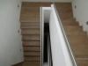 Das fertige Treppenhaus