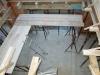 Decke zwischen Erdgeschoss und Obergeschoss