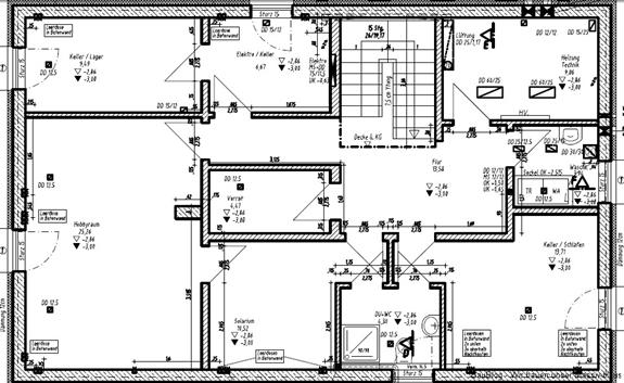 Massivhaus grundriss  Die Grundrisse vom Haus › BauBlog - Wir bauen unser Massivhaus