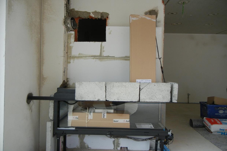 der kamin mit holz oder gas baublog wir bauen unser. Black Bedroom Furniture Sets. Home Design Ideas
