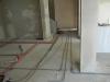 Wasserleitungen werden verlegt