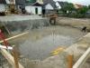 Grundwasser ist abgepumpt